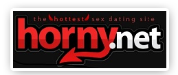 Horny Dating Logo